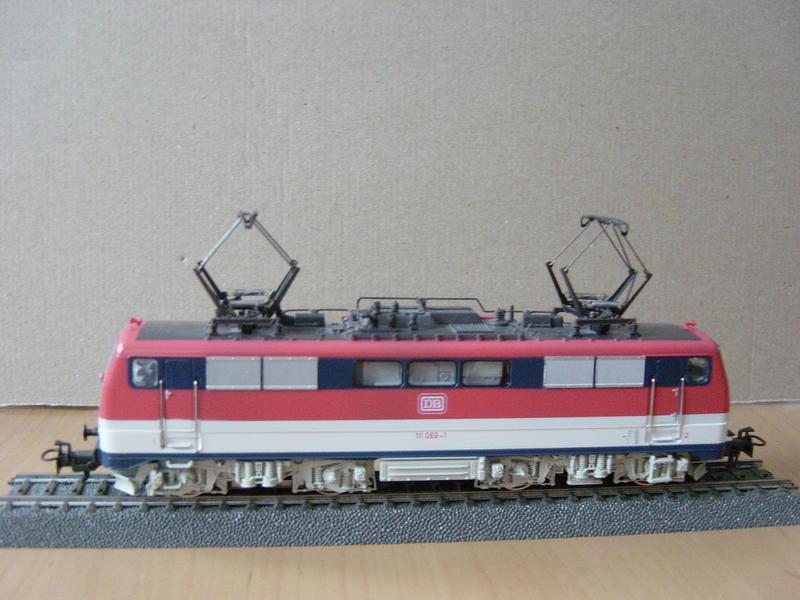 E-Lok BR 111 069-1 DB (Art.Nr.3172) 11163894ih