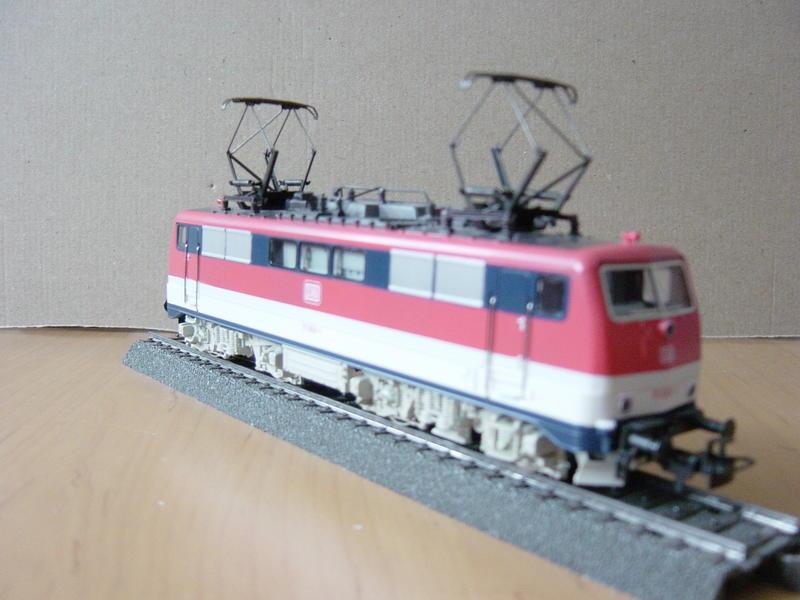 E-Lok BR 111 069-1 DB (Art.Nr.3172) 11163900pj