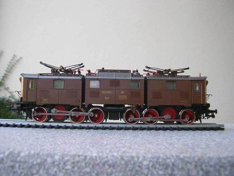 """DB E91 - ein """"Roco-Urgestein"""" 11286381ds"""