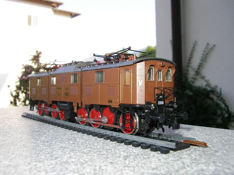 """DB E91 - ein """"Roco-Urgestein"""" 11286383wl"""
