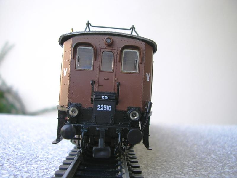 """DB E91 - ein """"Roco-Urgestein"""" 11286385ce"""