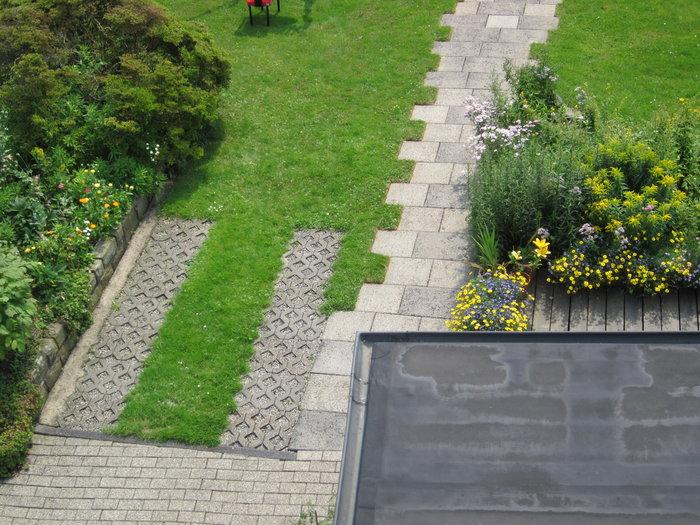 Garten Trennwände war genial design für ihr haus ideen