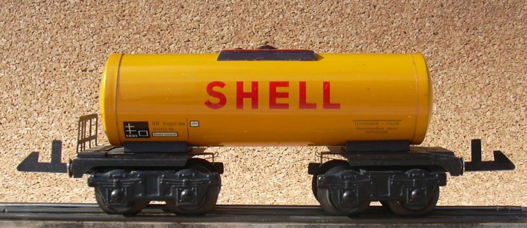 COOP - Kesselwagen von Distler Spur 0 (Drehstrom) 11310168et