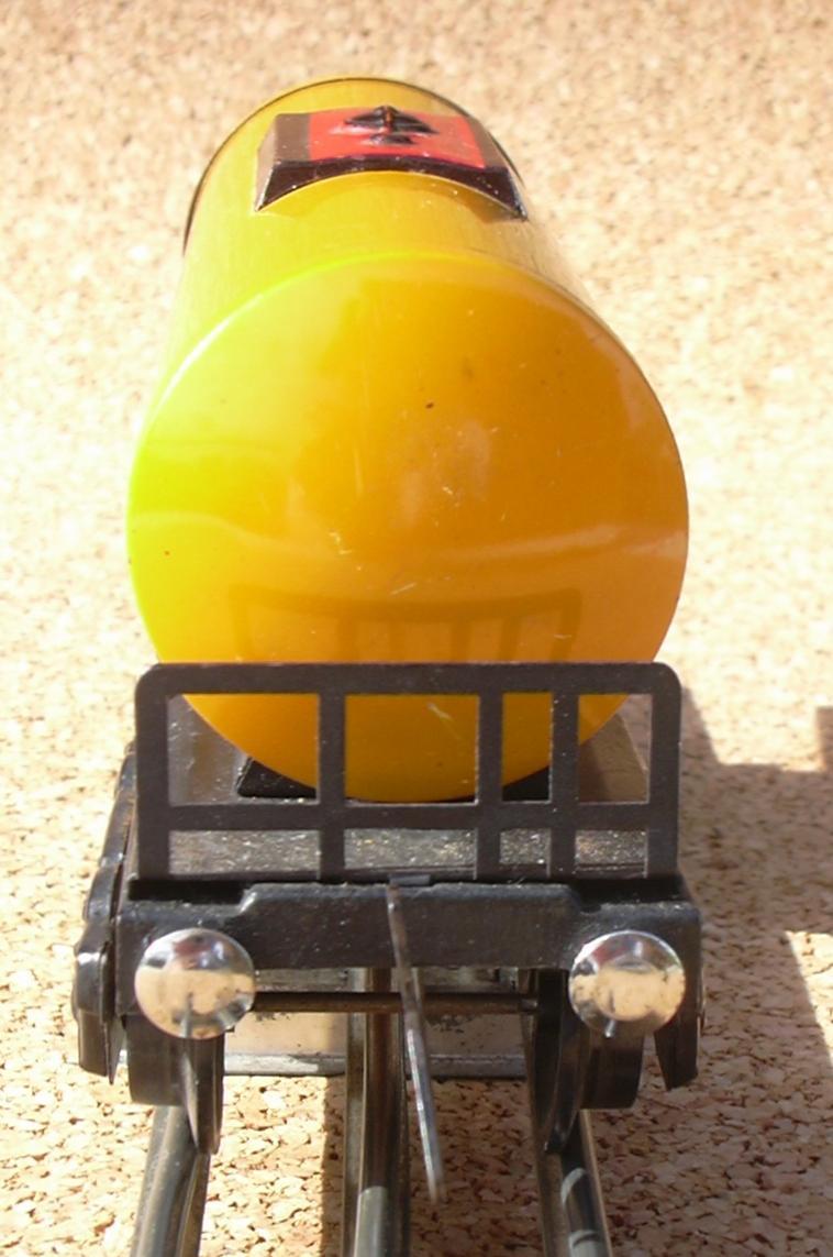 COOP - Kesselwagen von Distler Spur 0 (Drehstrom) 11310170ll