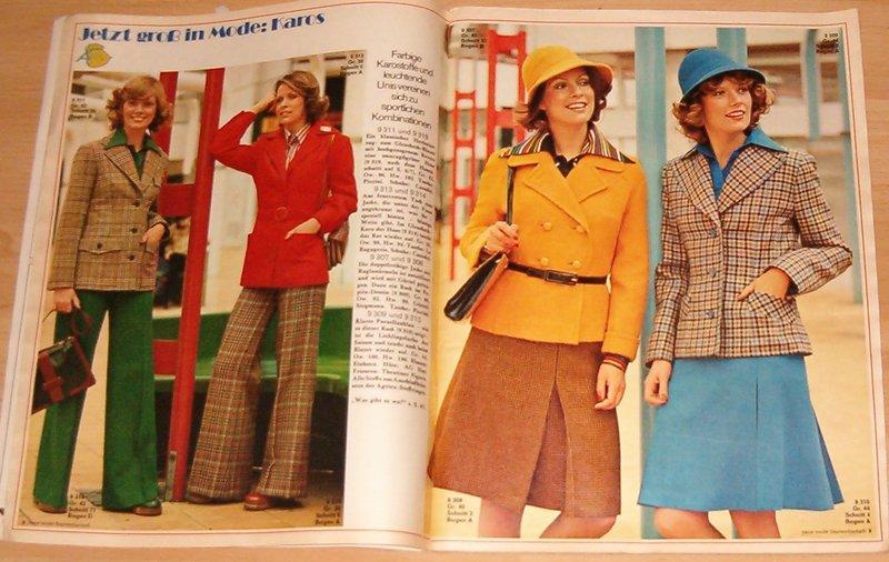 neue mode september 1973 das gro e heft der herbstmode vollschlanke ebay. Black Bedroom Furniture Sets. Home Design Ideas