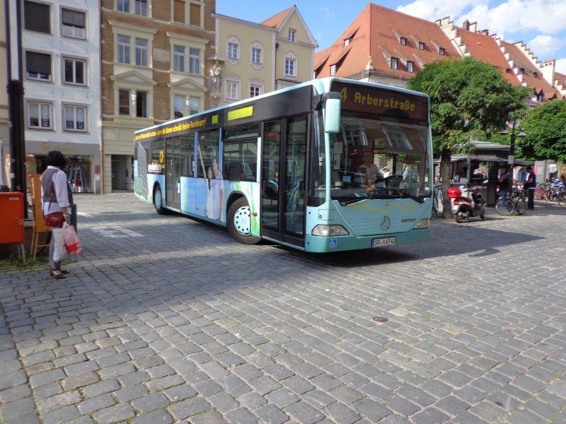 Gäubodenfest Bus