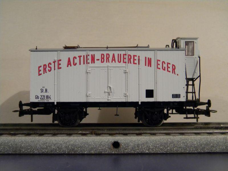 Serie KkMB - kkStB Epoche I - Bierwagen 11387796rc