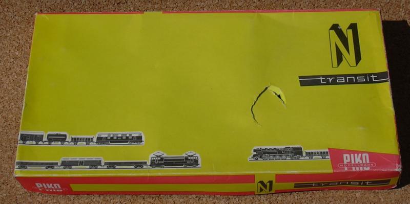Piko transit Zugset Spur N 11502287ci