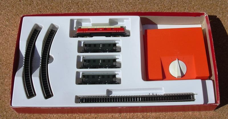 Piko transit Zugset Spur N 11502288zo