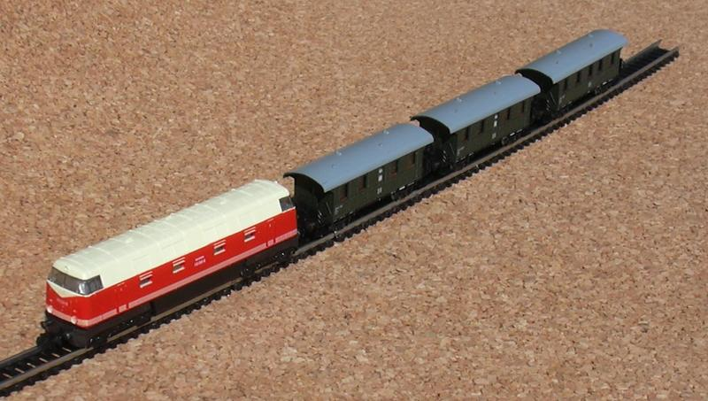 Piko transit Zugset Spur N 11502289zc