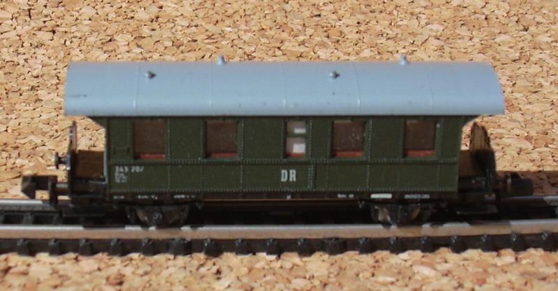 Piko transit Zugset Spur N 11502294kf