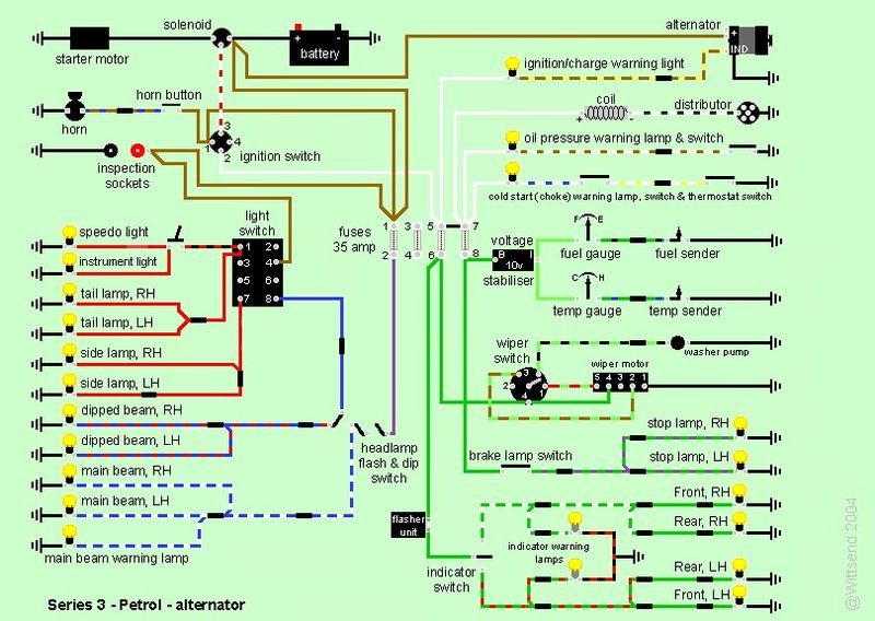 Land Rover 110 V8 Wiring Diagram in addition Ford Lariat F 350 2005 Diesel Junction Fuse Boxblock Circuit Breaker Diagram as well 79 Ford Truck Duraspark Ignition Wiring Diagram also 38995 Low Gear Does Not Seem Operate 2 together with Headlight Driving Light Wiring Diagrams 57368. on land rover wiring diagrams