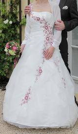Brautkleid kurz willhaben