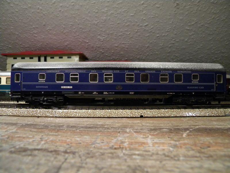 Schlafwagen CIWL, blau; Märklin-Nr. 4029 11519440tz