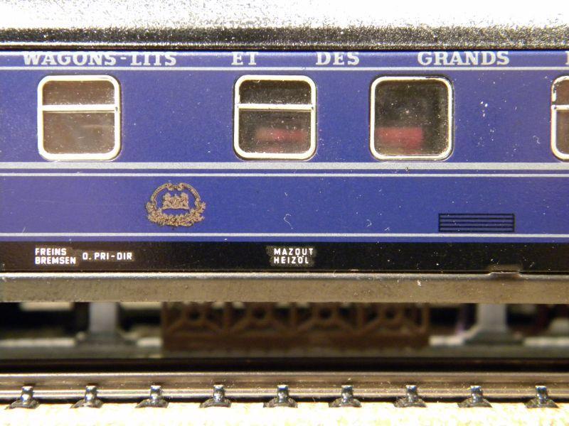 Schlafwagen CIWL, blau; Märklin-Nr. 4029 11519443pq