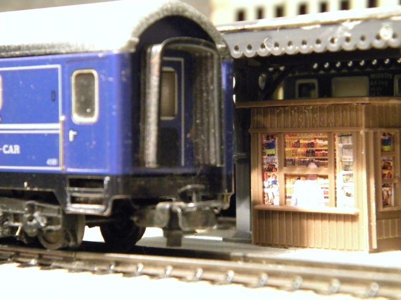 Schlafwagen CIWL, blau; Märklin-Nr. 4029 11519446rj