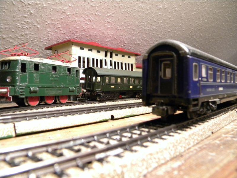 Schlafwagen CIWL, blau; Märklin-Nr. 4029 11519447wp