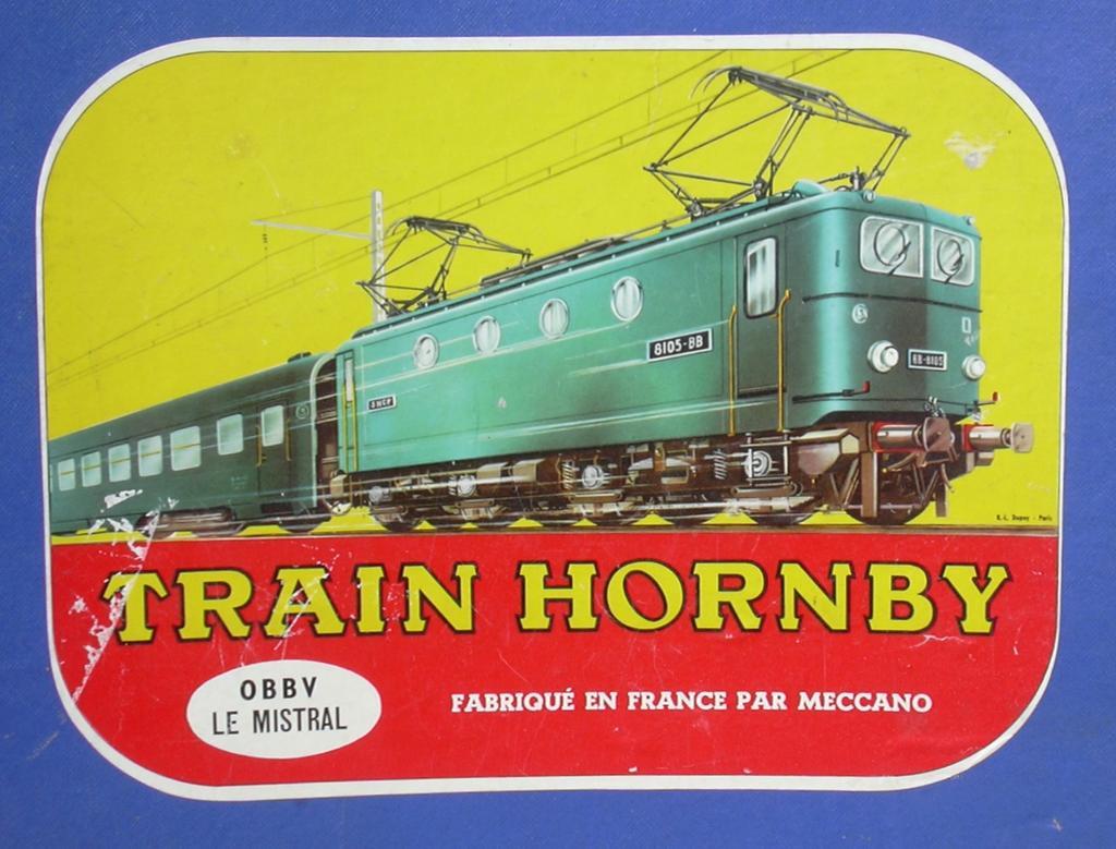 Hornby/Meccano E-Lok Spur 0 11531854gw