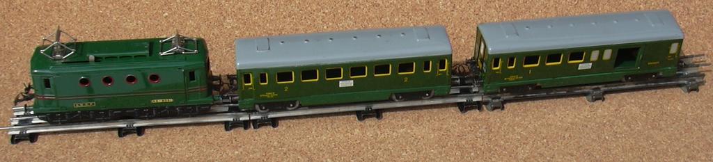 Hornby/Meccano E-Lok Spur 0 11531855mv