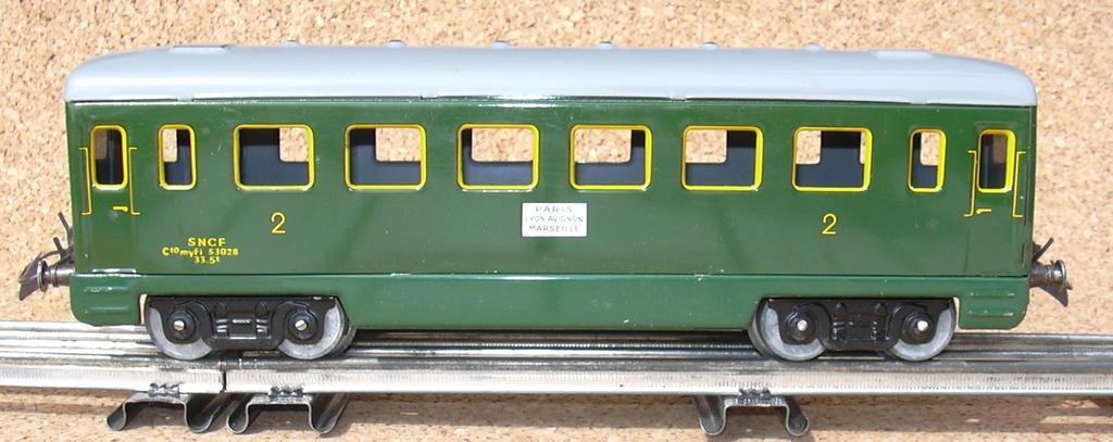 Hornby/Meccano E-Lok Spur 0 11531857fu