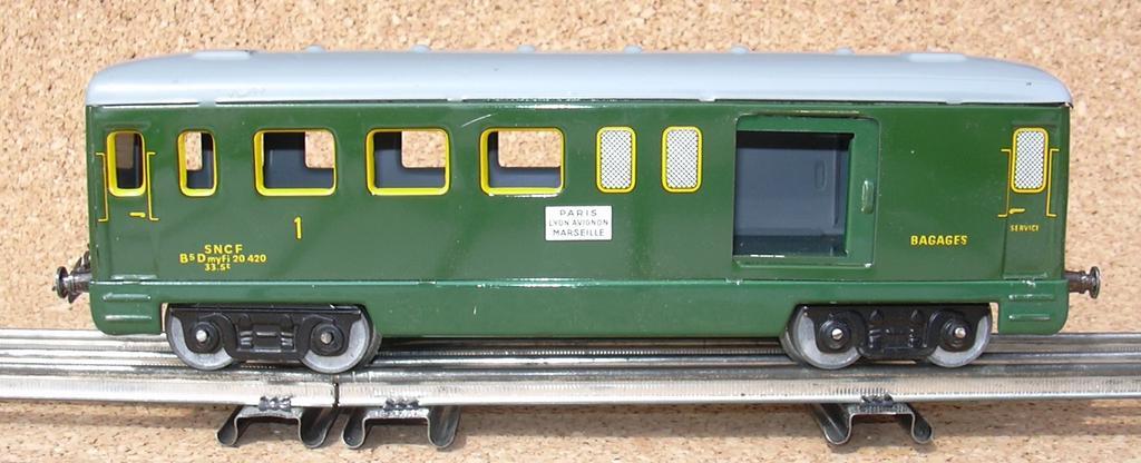 Hornby/Meccano E-Lok Spur 0 11531858ri