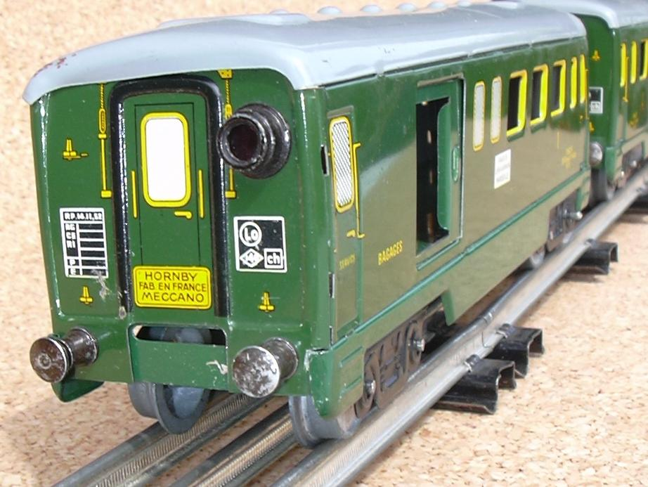 Hornby/Meccano E-Lok Spur 0 11531859kl