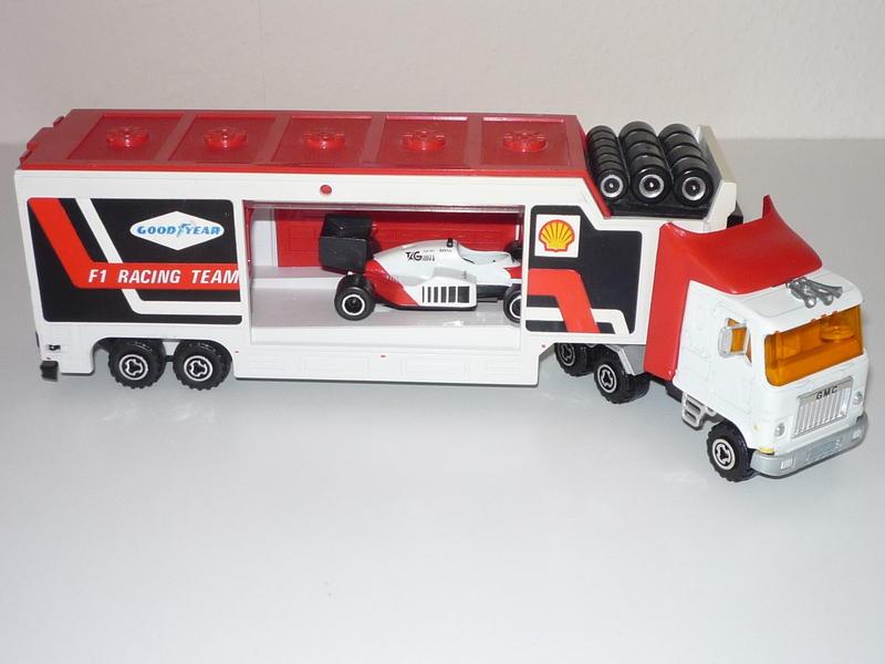 N°3065 GMC Astro95 Formula-1 Trans 11618655lp
