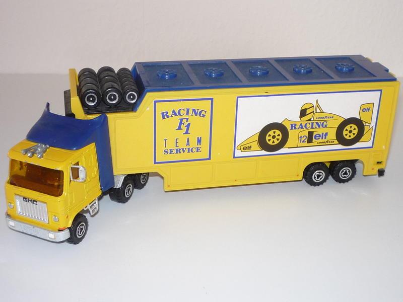 N°3065 GMC Astro95 Formula-1 Trans 11618840rk