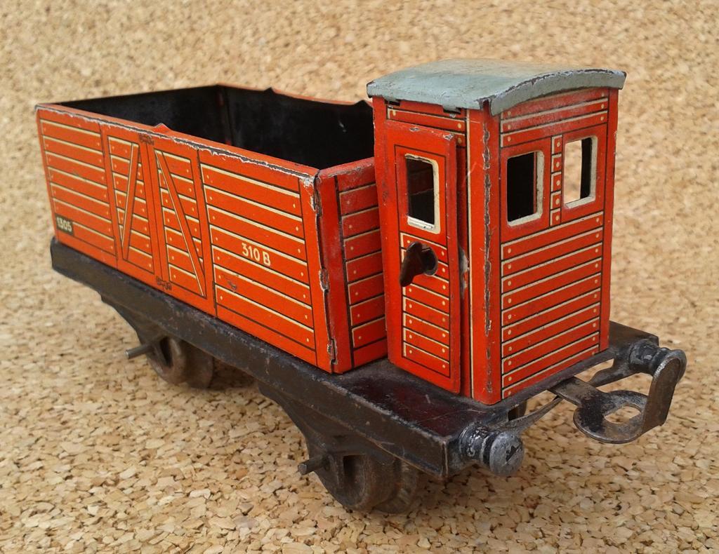 Husch Güterwagen 310B Spur 0 11671488se