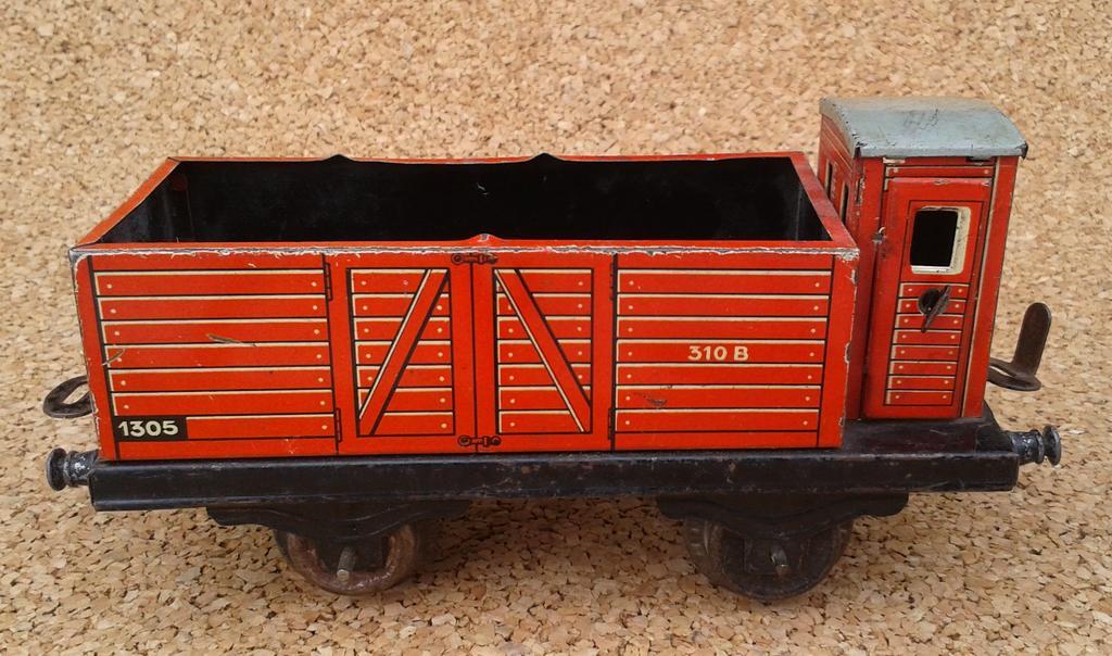 Husch Güterwagen 310B Spur 0 11671491zw
