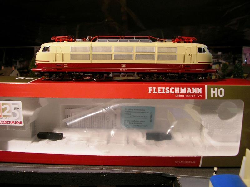 DB 103 118 - 6, Die schnellste Lok der Deutschen Bundesbahn 11674540lx