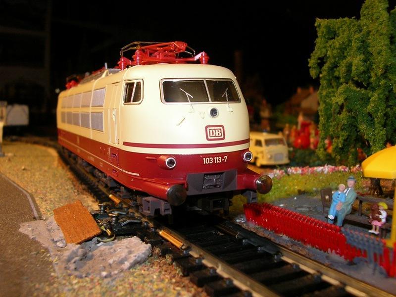 DB 103 118 - 6, Die schnellste Lok der Deutschen Bundesbahn 11674547fb