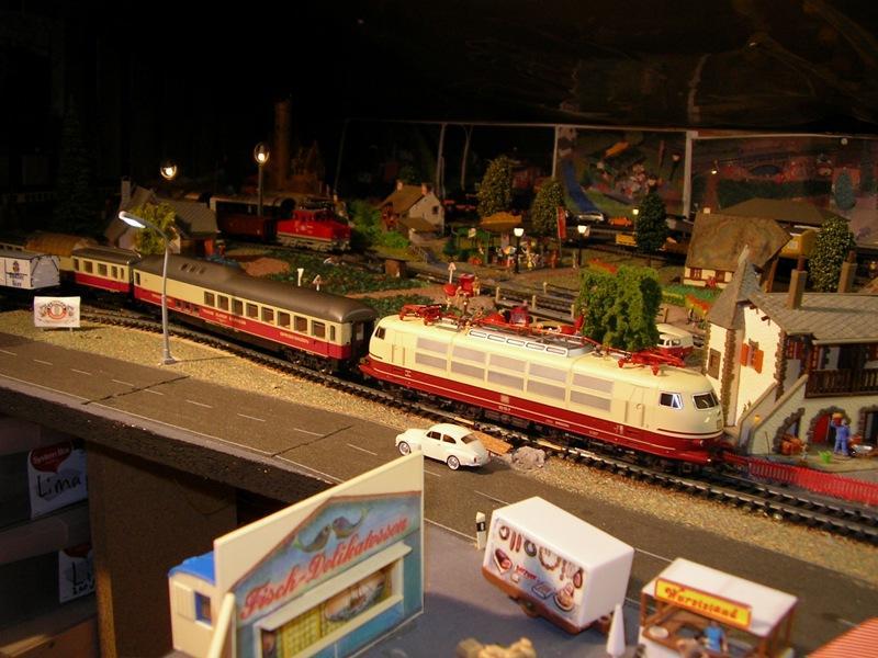 DB 103 118 - 6, Die schnellste Lok der Deutschen Bundesbahn 11674548tt