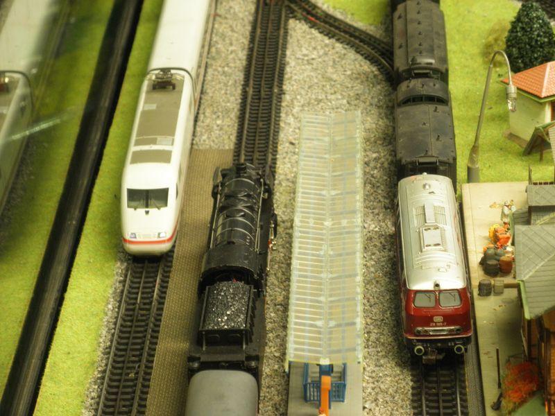Trix Anlage im Bahnhof Altona 11685139dc