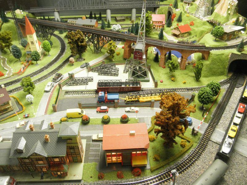 Trix Anlage im Bahnhof Altona 11685142pk