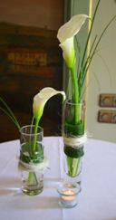 Calla Tischdeko Free Wholesales Scented Flowers Decorative Flower