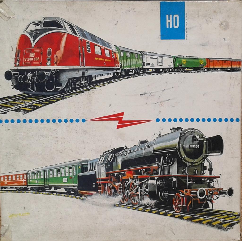 Grötsch Zugpackung aus den 1970er Jahren 11744854pc