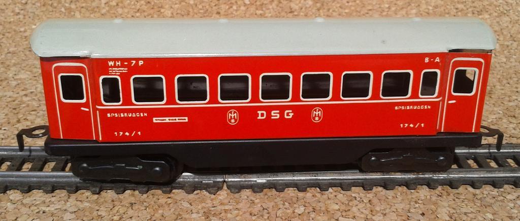 Grötsch Zugpackung aus den 1970er Jahren 11744863uv