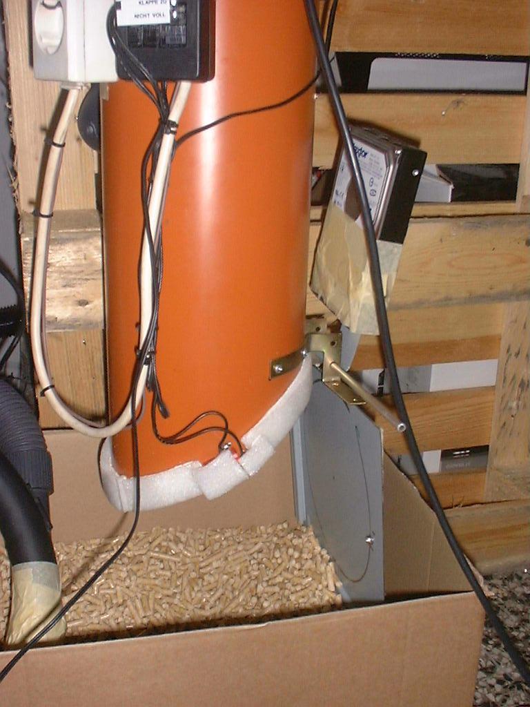 pellets f rderschnecke selber bauen pellet silo zum. Black Bedroom Furniture Sets. Home Design Ideas