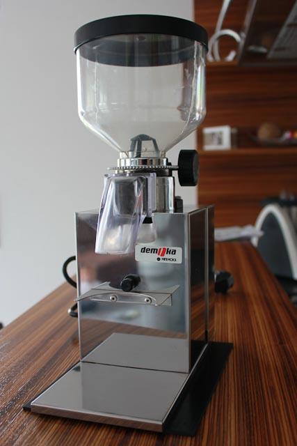 [V] Demoka M-203 Einsteigermühle
