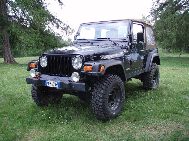 Jeep TJ 11983502xz