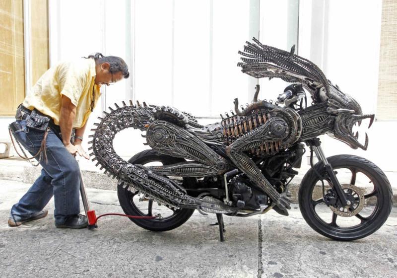 chopper motorrad