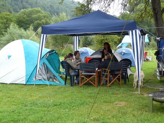 Großartig Ahr Camping 8. - 10.8. 2008 - Landcruiserfreunde.de HC53