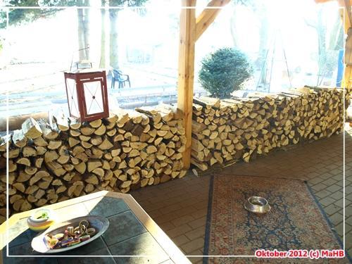 thema anzeigen brennholzbefestigung zw carportst tzen. Black Bedroom Furniture Sets. Home Design Ideas