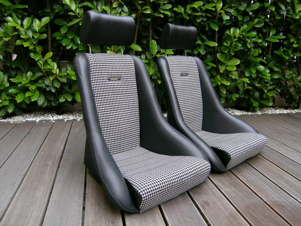 FS RECARO Rallye Seat Covers Pelican Parts Technical BBS