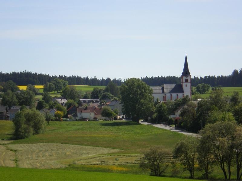 Pilgramsreuth Ev. Pfarrkirche