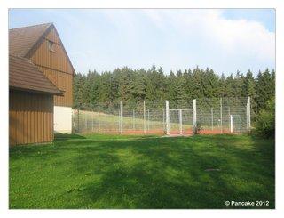 Allwetterplatz (Basketball, Volleyball & Fußball)