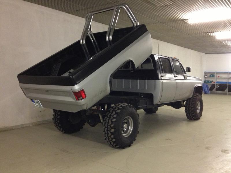 Chevy K30 Crew Cab Short Bed Conversion Autos Post