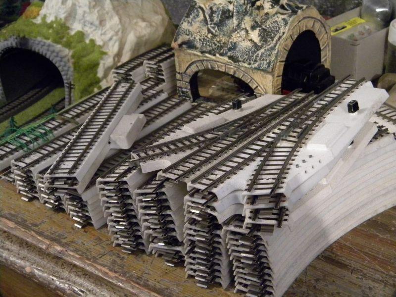 Kleinbahn - Schienenmaterial 12151765sj
