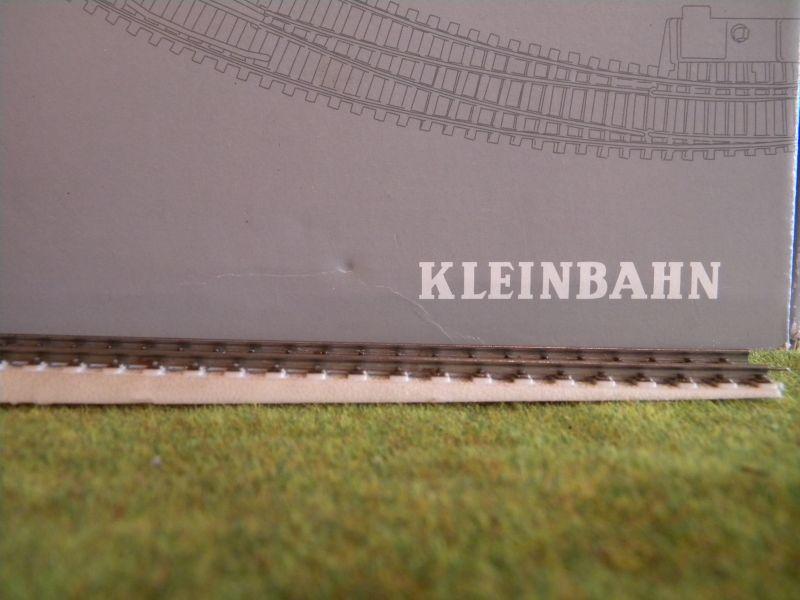 Kleinbahn - Schienenmaterial 12151768wy